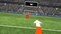 Virtual reality soccer games