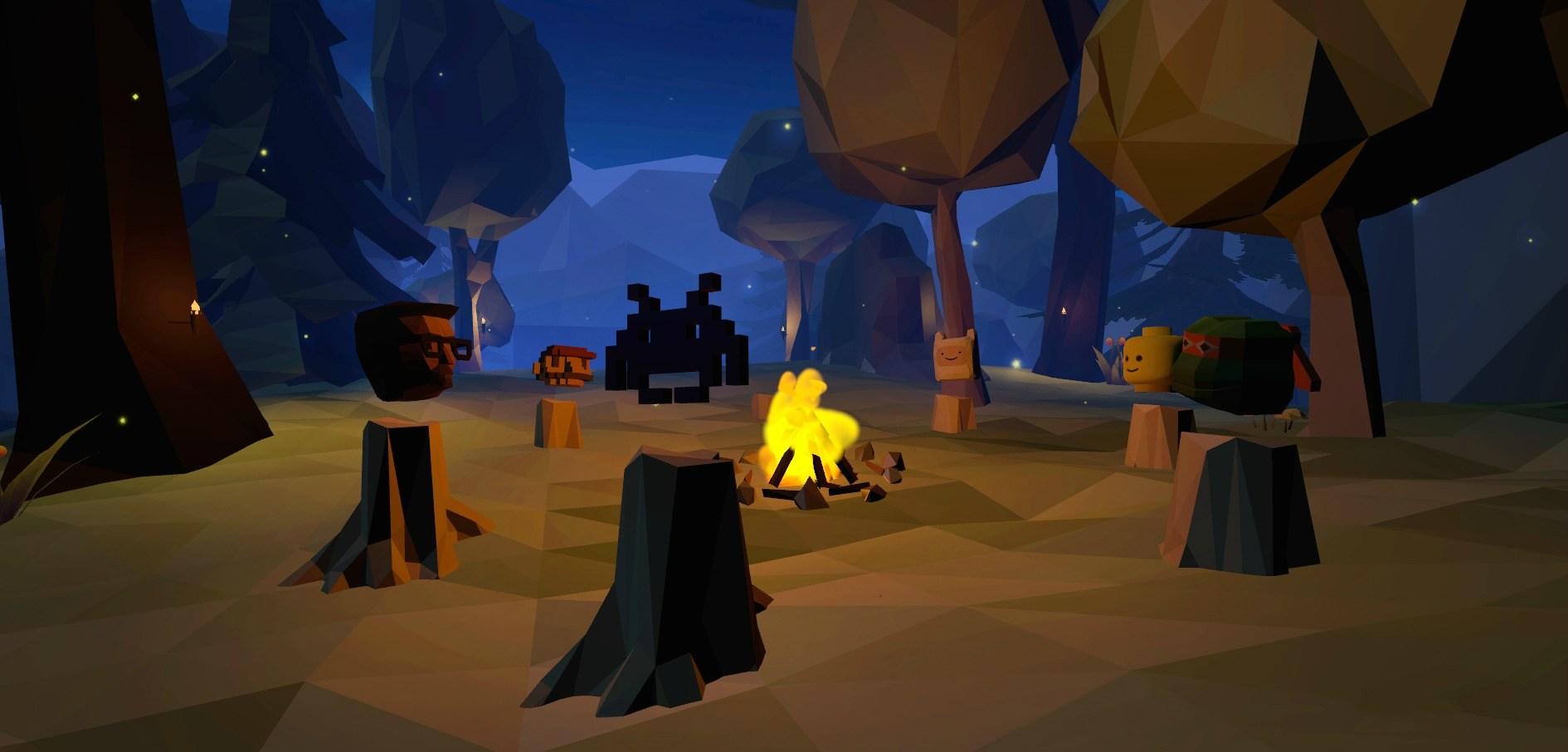 virtual games to meet people